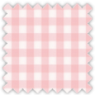 Poplin, Pink Checks