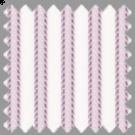 Herringbone, Purple Stripes