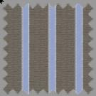 Dobby, Blue and Gray Stripes