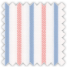 Dobby, Blue and Pink Stripes