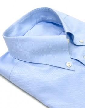 Blue Oxford Button Down
