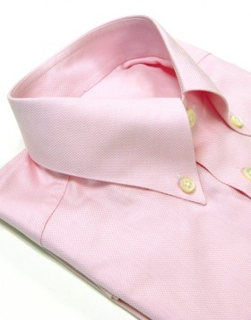 Pink Oxford Button Down