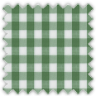 Poplin, Green Checks