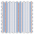 Pinpoint, Blue and Red Stripes