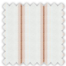 Dobby, Orange and Brown Stripes