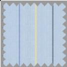 Poplin, Blue and Yellow Stripes