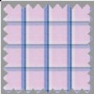 Poplin, Blue and Pink Checks