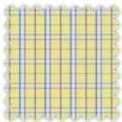 Poplin, Yellow Checks