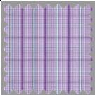 Poplin, Purple Checks