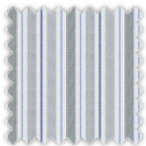 Poplin, Black and Gray Stripes