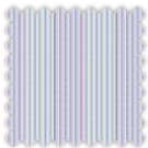 Poplin, Blue, Green and Red Stripes