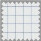 Poplin, White and Blue Checks