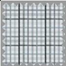 Poplin, Black and Gray Checks