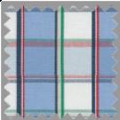 Poplin, Blue, Green and Red Checks
