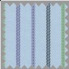 Twill, Blue, Green and Black Stripes