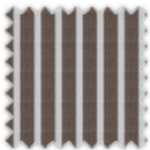Poplin, Brown Stripes