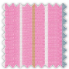 Linen, Pink, Gray and Khaki Stripes
