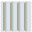 Dobby, Blue, Green, Brown and Khaki Stripes