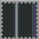 Dobby, Black, Gray and Purple Stripes