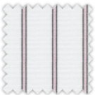 Oxford, Black and Pink Stripes