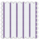 Oxford, Purple Stripes