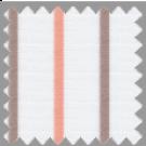 Oxford, Orange and Brown Stripes
