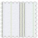 Twill, Green and Brown Stripes