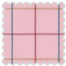 Pinpoint, Blue, Pink, Red and Khaki Checks