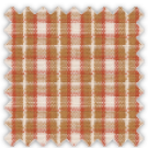 Dobby, Red and Brown Checks