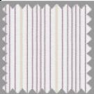 Wrinkle Resistant Dobby, Red and Khaki Stripes