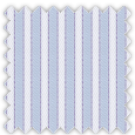 Wrinkle Resistant Dobby, Gray and Purple Stripes