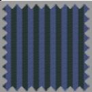 Wrinkle Resistant Dobby, Blue and Black Stripes
