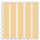 Wrinkle Resistant Dobby, Yellow Stripes