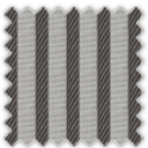 Wrinkle Resistant Dobby, Black and Gray Stripes
