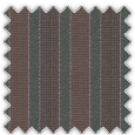 Wrinkle Resistant Dobby, Green and Brown Stripes
