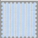 Dobby, Blue and Khaki Stripes