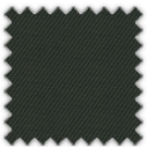 Twill, Solid Black and Brown