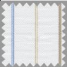 Dobby, Blue, Brown and Khaki Stripes