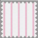 Poplin, Pink and Gray Stripes