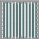 Poplin, Green and Black Stripes