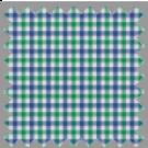 Poplin, Blue and Green Checks