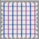 Poplin, Blue and Purple Checks