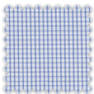 Poplin, Blue Checks