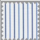 Poplin, Blue Stripes