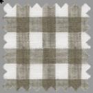 Linen, Brown Checks