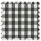 Poplin, Black Checks