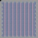 Fil-a-fil , Blue and Pink Stripes