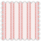 Herringbone, Pink and Red Stripes