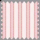 Herringbone, Pink and Red Stripes