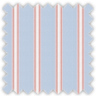 Pinpoint, Blue, Pink and Red Stripes